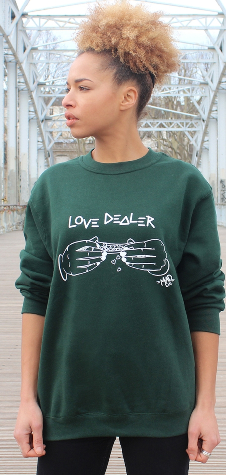 Love Dealer-sweat